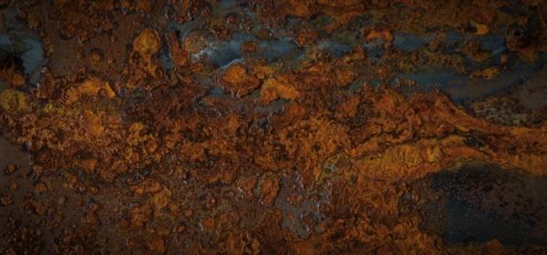 fondo corrosión